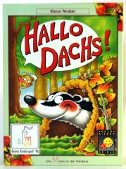 Hallo Dachs! (Hello Badger)