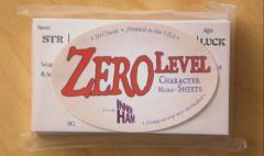 DCC Zero Level Character Card Packs (50)