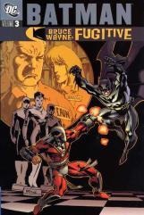 Batman - Bruce Wayne, Fugitive Vol. 3