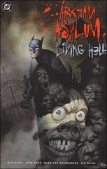 Arkham Asylum - Living Hell