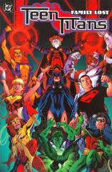 Teen Titans Vol. 2 - Family Lost