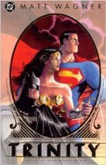 Batman/Superman/Wonder Woman - Trinity