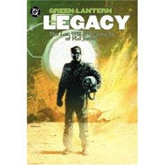Green Lantern - Legacy, The Last Will & Testament of Hal Jordan