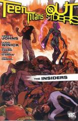 Teen Titans & Outsiders - The Insiders