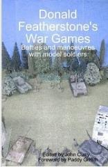 Donald Featherstone's War Games (Reprint)