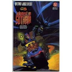 Batman & Judge Dredd - Judgment on Gotham