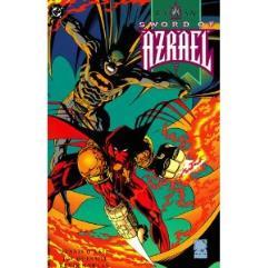 Batman - Sword of Azrael