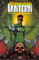 Green Lantern - Emerald Twilight