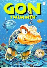 Gon #4 - Gon Swimmin'