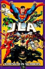 JLA Vol. 4 - Strength in Numbers