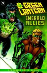 Green Lantern - Emerald Allies