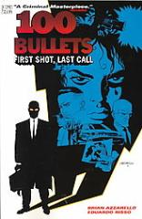 100 Bullets #1 - First Shot, Last Call