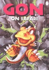 Gon #6 - Gon on Safari