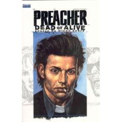 Preacher - Dead or Alive, Covers by Glenn Fabry