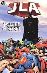 JLA - Tower of Babel