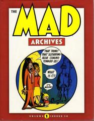 Mad Archives, The #1 - Issues #1-6