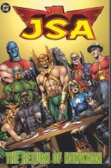 JSA - The Return of Hawkman