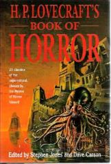 H.P. Lovecraft's Book of Horror - Anthology