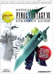 Final Fantasy VII - Official Strategy Guide