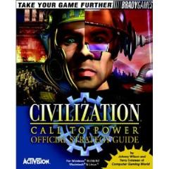 Civilization - Call to Power, Official Strategy Guide