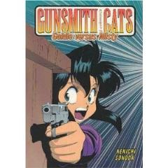 Gunsmith Cats - Goldie vs. Misty