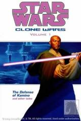 Clone Wars #1 - The Defense of Kamino and Other Tales