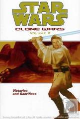 Clone Wars #2 - Victories and Sacrifices