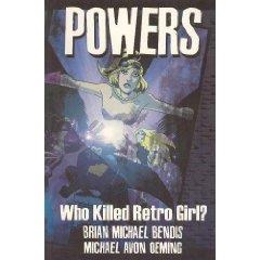 Powers - Who Killed Retro Girl?
