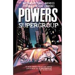 Powers - Supergroup
