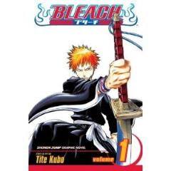 Bleach #1 - Strawberry and the Soul Reapers
