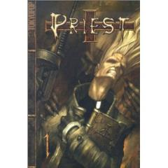 Priest #1 - Prelude for the Deceased
