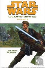 Clone Wars #3 - Last Stand On Jabiim