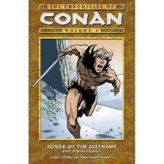 Chronicles of Conan, The Vol. 1 - Tower of the Elephant