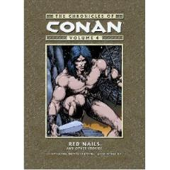 Chronicles of Conan, The Vol. 4 - The Song of Red Sonja and Other Stories