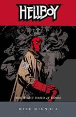 Hellboy Vol. 4 - The Right Hand of Doom