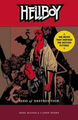 Hellboy Vol. 1 - Seed of Destruction