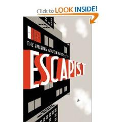 Amazing Adventures of the Escapist, The #1