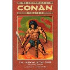 Chronicles of Conan, The Vol. 5 - The Shadow in the Tomb & Other Stories