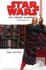 Clone Wars #4 - Light and Dark