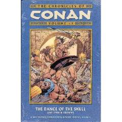 Chronicles of Conan, The Vol. 11 - The Dance of the Skull & Other Stories