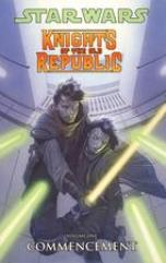 Knights of the Old Republic Vol. 1 - Commencement