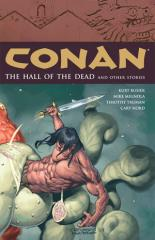 Conan Vol. 4 - The Hall of the Dead and Other Stories