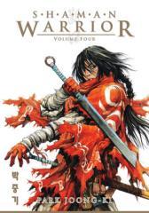 Shaman Warrior #4