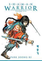 Shaman Warrior #5