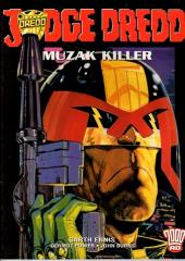 Judge Dredd - Muzak Killer