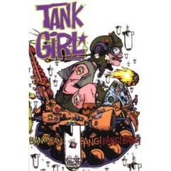 Tank Girl - The Odyssey