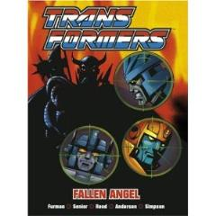 Transformers - Fallen Angel