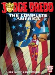 Judge Dredd - The Complete America