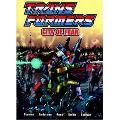 Transformers - City of Fear