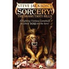 Steve Jackson's Sorcery! #1 - The Shamutanti Hills